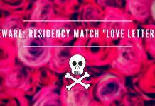 Residency Match Love Letters