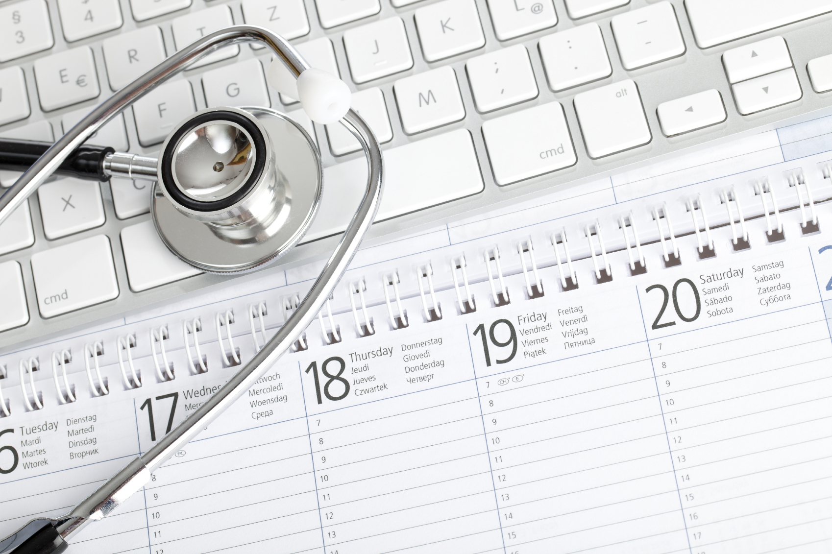 Medical School Admissions Lessons Learned 2017-2018: Know the medical school admission timeline.