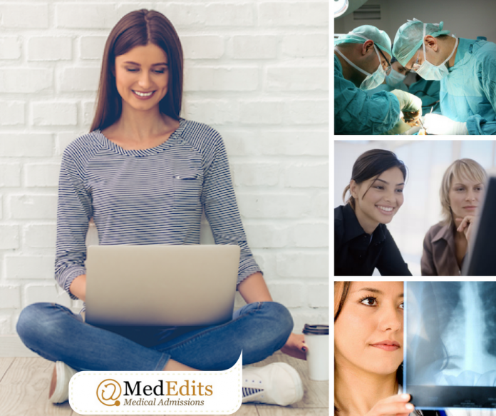 MedEdits: Our mission is to help you achieve the medical education of your dreams.