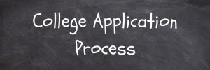 The Common Application: A Crash Course College Application Process