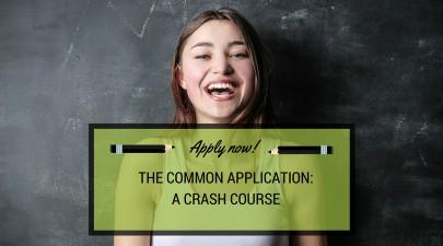The Common Application: A Crash Course