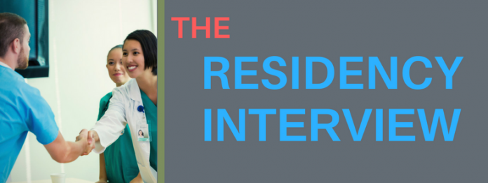The Residency Interview: Preparation is key