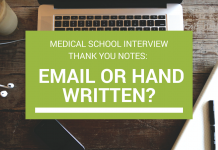 MedEdits Thank You Notes: Email or Hand Written?