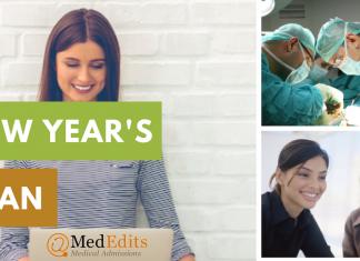 MedEdits: A New Year Plan
