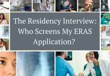 The Residency Interview: Who Screens My ERAS Application?