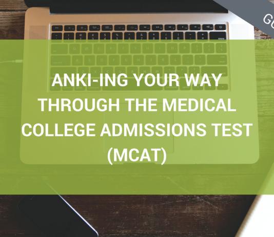 Medical College Admissions Test, MCAT