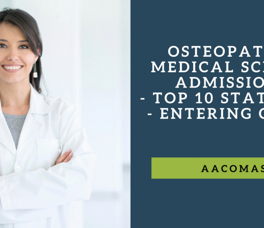 top 10 osteopathic medical schools