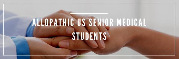 Family Medicine Residency Match - Allopathic US Senior Medical Students