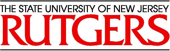 Rutgers Pre Med and Rutgers University New Brunswick Campus, New Brunswick, NJ