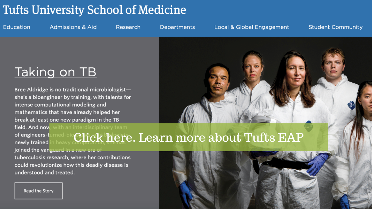 Tufts EAP