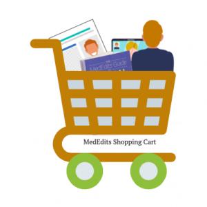 MedEdits Shopping Cart