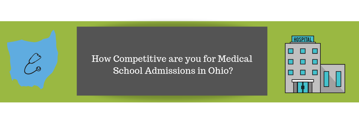 How Competitive are you for Medical School Admissions in Ohio?