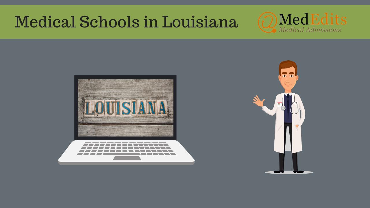 Medical Schools in Louisiana