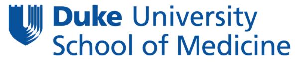 Duke Medical School Logo