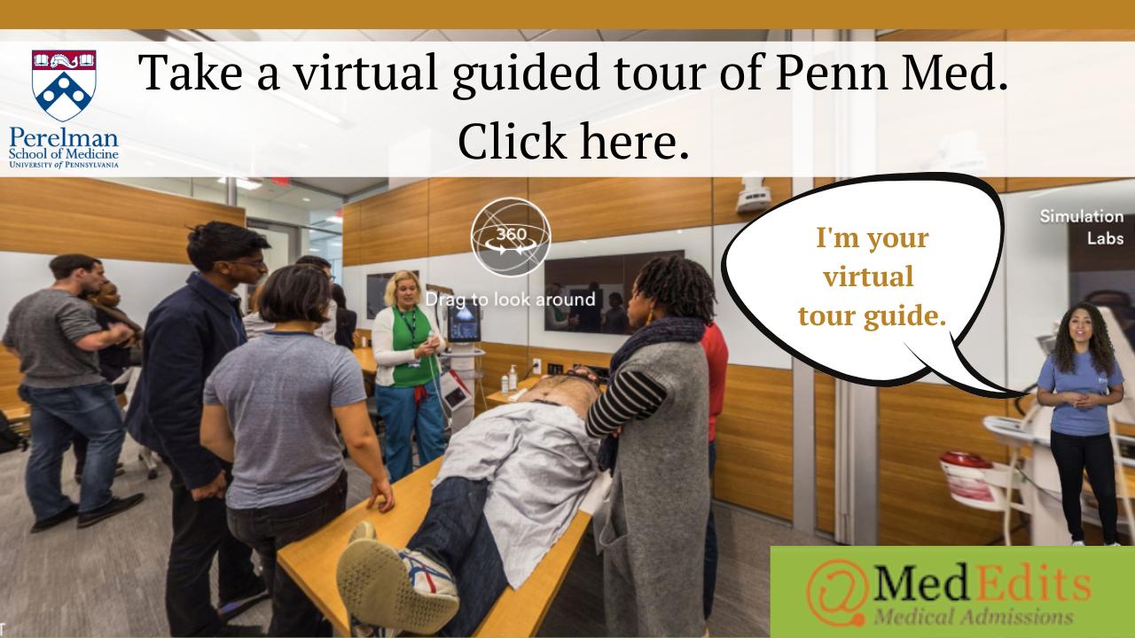 Penn Med Virtual Tour