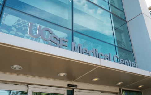 UCSF Medical School Bldg