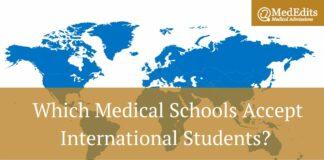 Medical Schools That Accept International Students