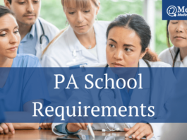 PA School Requirements